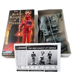 Red Knight of Vienna by Monogram 1/8 Model Kit
